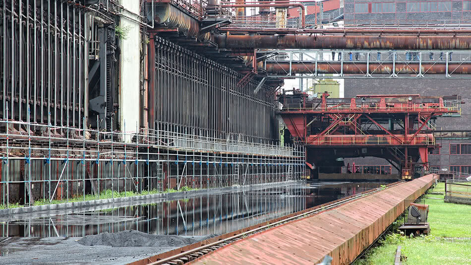 Kokerei Zollverein in Essen