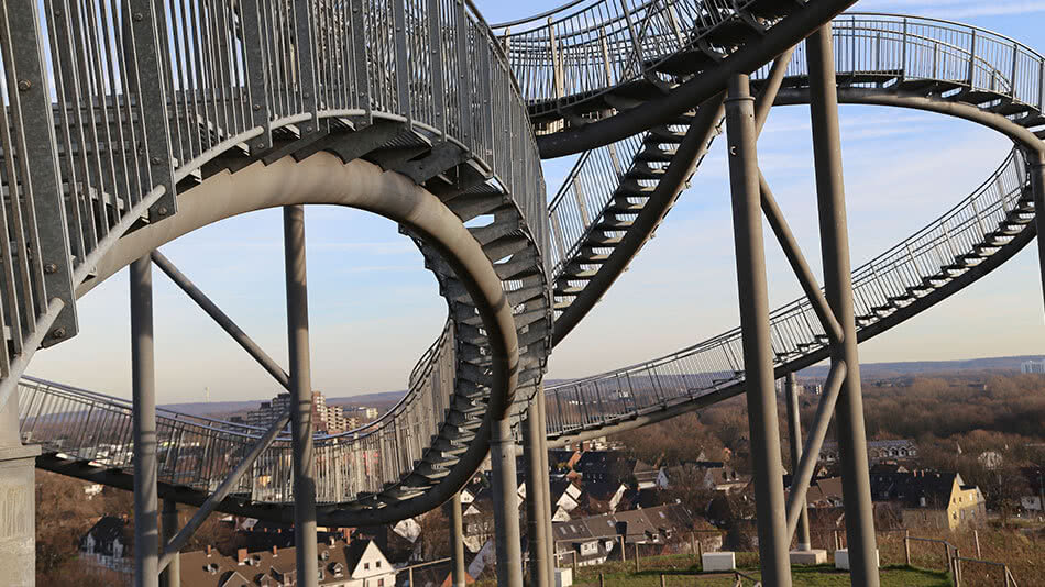 Magic Mountain in Duisburg